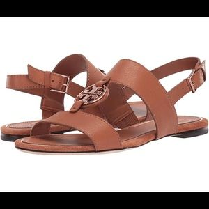 New Tory Burch Miller two band sandal